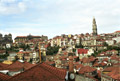View of Oporto old city