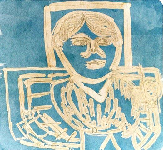 portrait figure